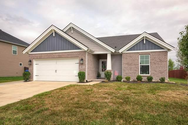 5533 Mulberry Pl, Owensboro, KY 42301 (MLS #79882) :: The Harris Jarboe Group