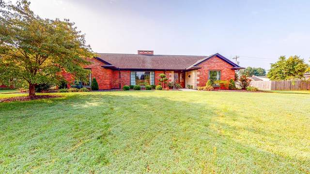 408 Saint Claire Drive, Owensboro, KY 42303 (MLS #79893) :: The Harris Jarboe Group