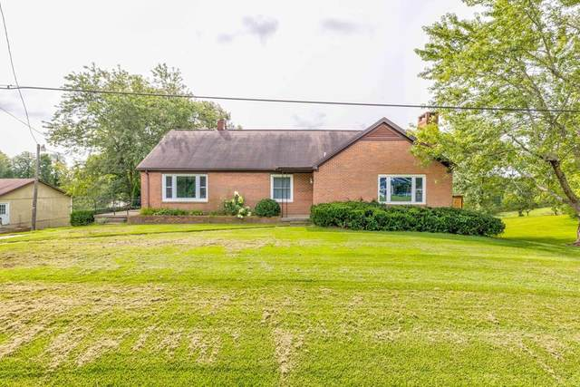 1570 State Route 1389, Hawesville, KY 42348 (MLS #79899) :: The Harris Jarboe Group