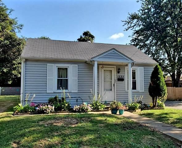 1535 Norris Ave, Owensboro, KY 42303 (MLS #79940) :: The Harris Jarboe Group