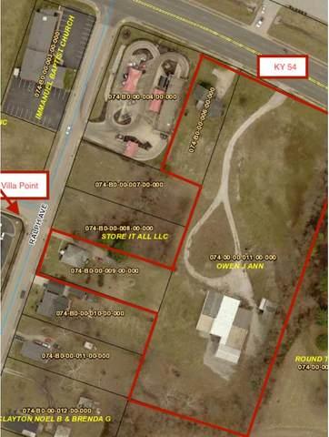 3656 Ky Hwy 54, Owensboro, KY 42303 (MLS #80027) :: The Harris Jarboe Group