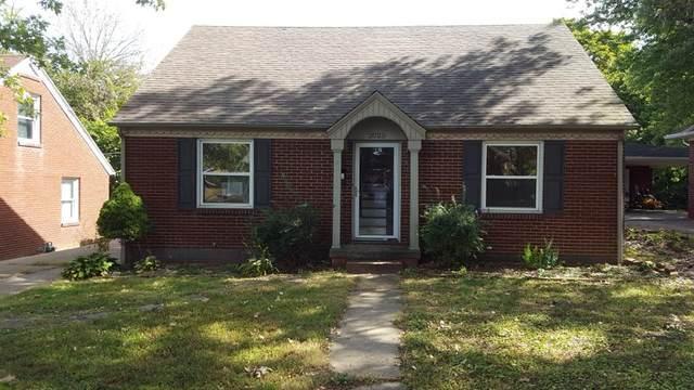 2025 Oak Ave., Owensboro, KY 42303 (MLS #80082) :: The Harris Jarboe Group