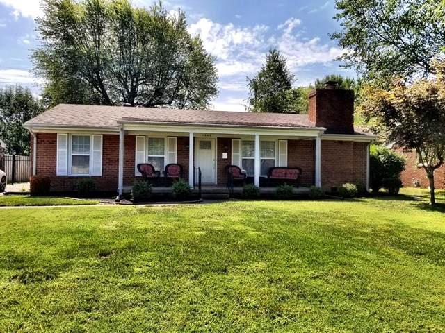 1624 Brentwood Dr, Owensboro, KY 42301 (MLS #80107) :: The Harris Jarboe Group