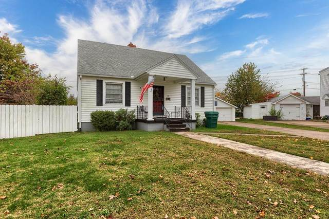 80 Colonial Ct, Owensboro, KY 42303 (MLS #80146) :: The Harris Jarboe Group