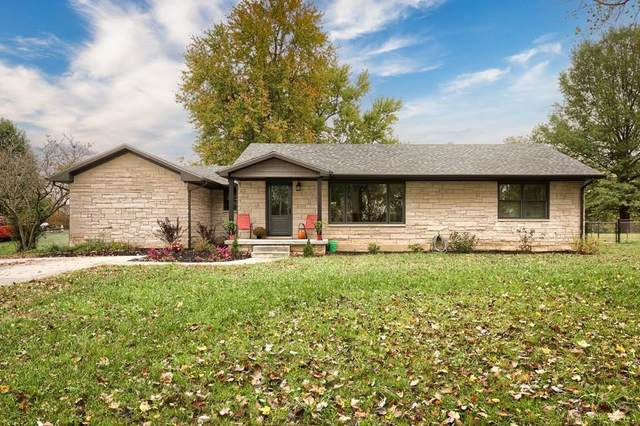 4639 Springlane Dr, Owensboro, KY 42303 (MLS #80154) :: The Harris Jarboe Group