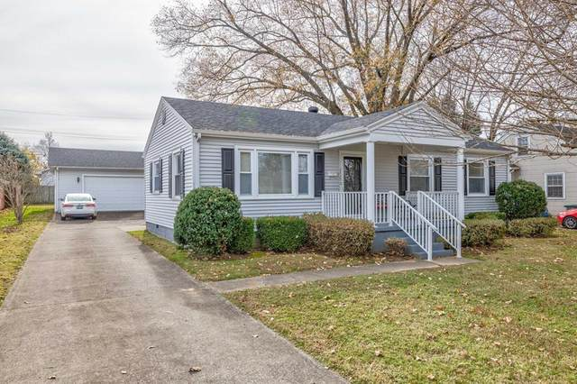 2420 Griffith Ave, Owensboro, KY 42301 (MLS #80325) :: The Harris Jarboe Group