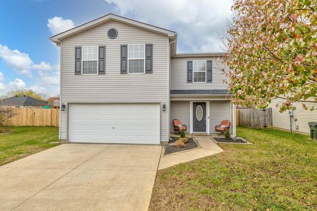 2711 Summer Point Ct, Owensboro, KY 42303 (MLS #80327) :: The Harris Jarboe Group
