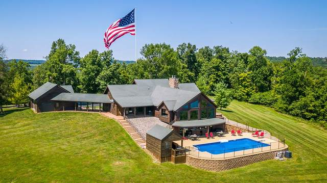 863 Cave Heights Ln., Falls of Rough, KY 40119 (MLS #80374) :: The Harris Jarboe Group