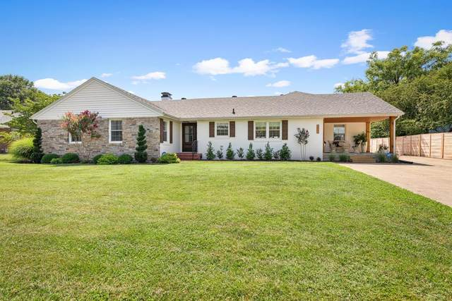 2828 South Griffith Avenue, Owensboro, KY 42301 (MLS #80589) :: The Harris Jarboe Group
