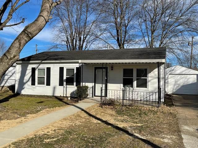 615 Danberry St, Owensboro, KY 42301 (MLS #80612) :: The Harris Jarboe Group