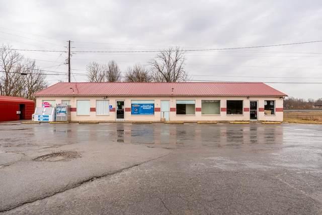 9624 Highway 41, Slaughters, KY 42456 (MLS #80837) :: The Harris Jarboe Group