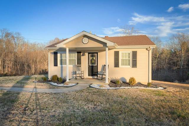 5151 Free Silver Road, Philpot, KY 42366 (MLS #80839) :: The Harris Jarboe Group