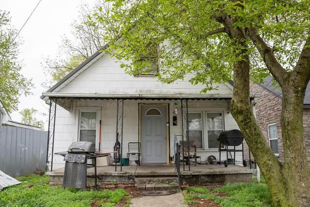 1527 Jackson Street, Owensboro, KY 42303 (MLS #81226) :: The Harris Jarboe Group