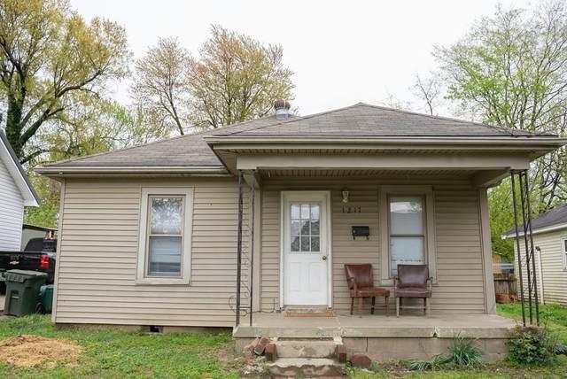 1217 Jackson Street, Owensboro, KY 42303 (MLS #81231) :: The Harris Jarboe Group