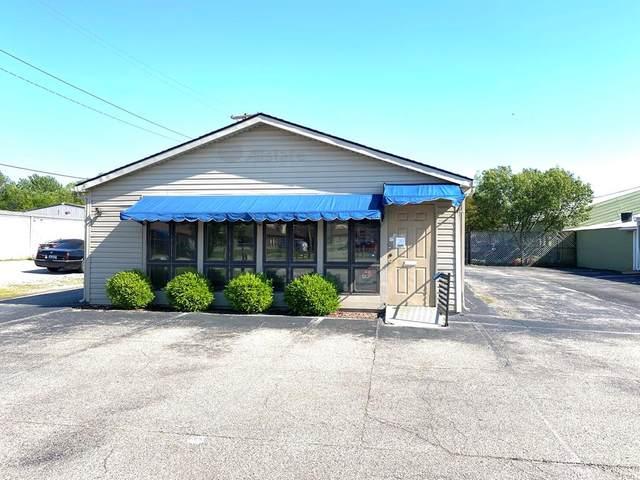 1210 Burlew Blvd, Owensboro, KY 42303 (MLS #81408) :: The Harris Jarboe Group
