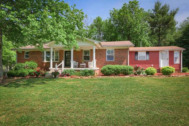 6215 Hwy 54 E, Fordsville, KY 42343 (MLS #81536) :: The Harris Jarboe Group