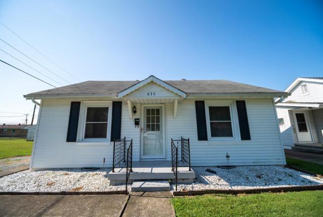 610 E. 27th St, Owensboro, KY 42303 (MLS #74271) :: Farmer's House Real Estate, LLC