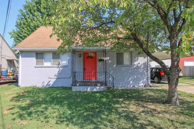 1611 W. 12th Street, Owensboro, KY 42301 (MLS #77289) :: Kelly Anne Harris Team