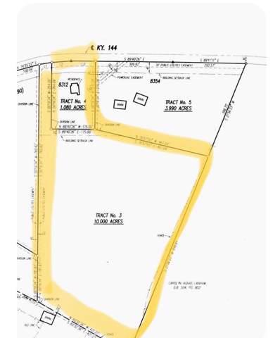 8300 Highway 144, Daviess Co, KY 42303 (MLS #77429) :: The Harris Jarboe Group