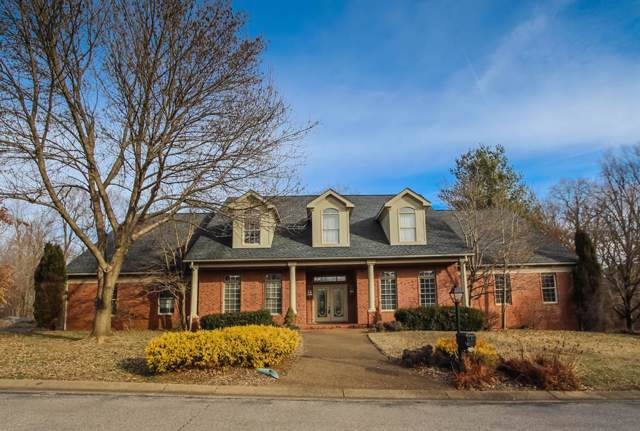 1661 Barclay Ave, Owensboro, KY 42303 (MLS #78093) :: The Harris Jarboe Group