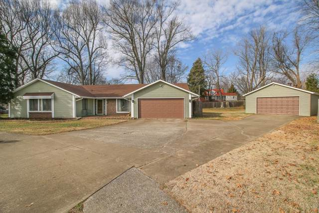 814 Mary Lou Ct, Owensboro, KY 42303 (MLS #78150) :: The Harris Jarboe Group
