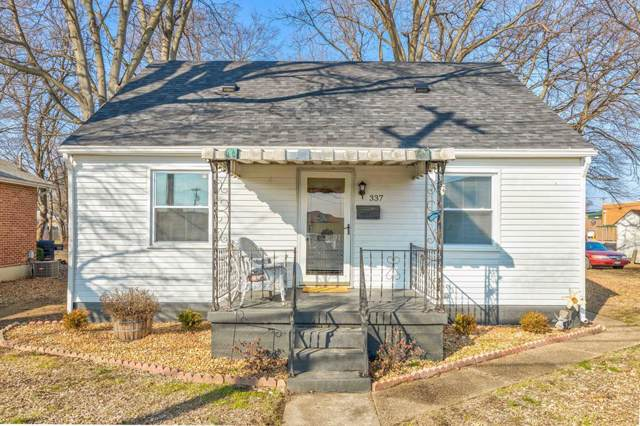 337 Booth Ave., Owensboro, KY 42301 (MLS #78226) :: The Harris Jarboe Group
