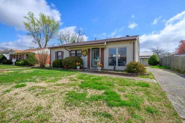 651 Ridgewood St, Owensboro, KY 42303 (MLS #78266) :: The Harris Jarboe Group