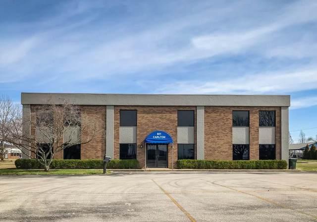 601 Carlton Dr, Owensboro, KY 42303 (MLS #78470) :: The Harris Jarboe Group