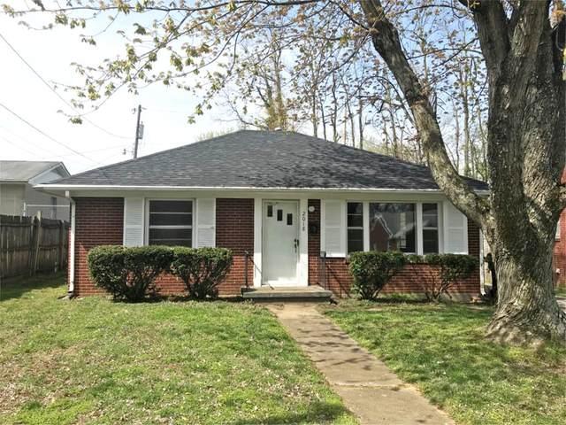 2018 Oak Ave, Owensboro, KY 42303 (MLS #78718) :: The Harris Jarboe Group