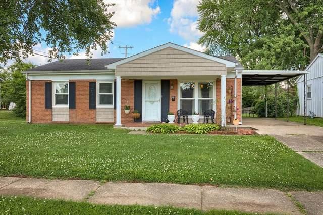 635 Ridgewood Street, Owensboro, KY 42301 (MLS #79280) :: The Harris Jarboe Group