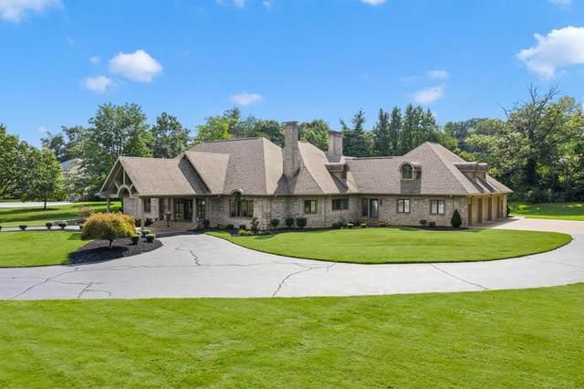 15 Stone Creek Park, Owensboro, KY 42303 (MLS #79709) :: The Harris Jarboe Group