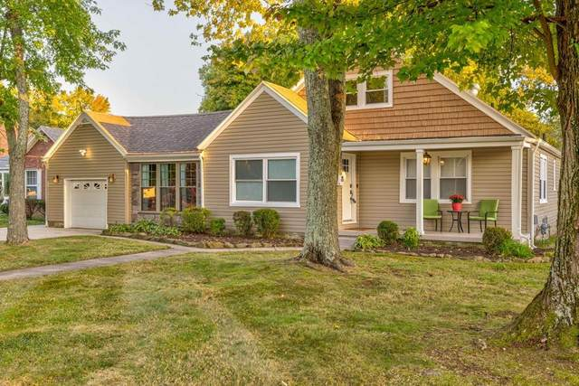 808 Ford Ave, Owensboro, KY 42301 (MLS #80118) :: The Harris Jarboe Group