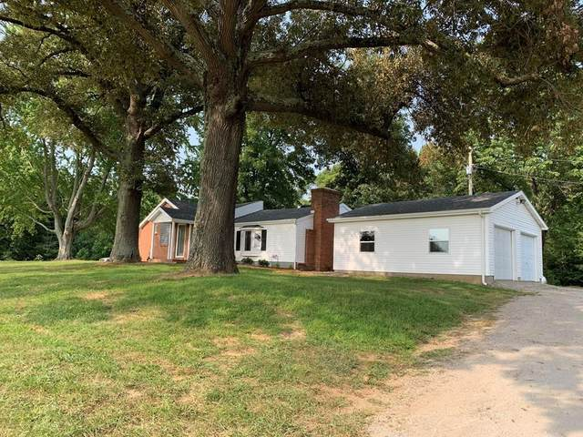 8529 State Route 144, Philpot, KY 42366 (MLS #79888) :: The Harris Jarboe Group