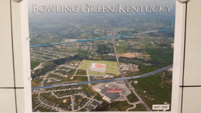575 Seymour Drive Lot 14, Bowling Green, KY 42101 (MLS #65028) :: The Harris Jarboe Group