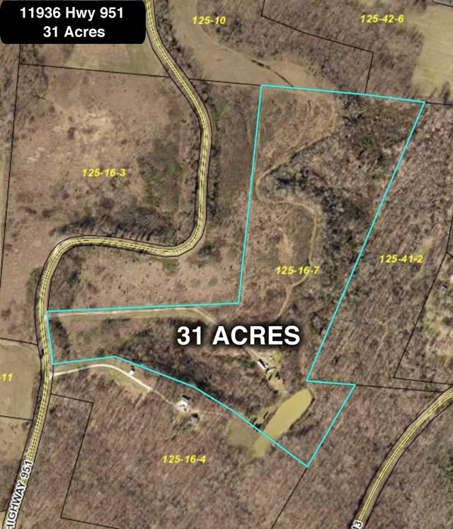 11936 Hwy 951, Hawesville, KY 42348 (MLS #72198) :: Farmer's House Real Estate, LLC