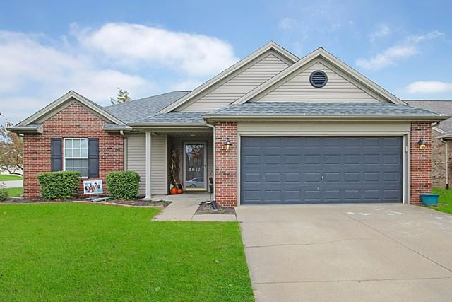 2611 Heartland Greens Pt, Owensboro, KY 42303 (MLS #72314) :: Farmer's House Real Estate, LLC