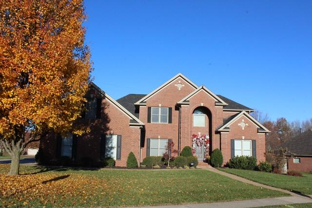 4430 Lake Forest Drive, Owensboro, KY 42303 (MLS #72538) :: Farmer's House Real Estate, LLC