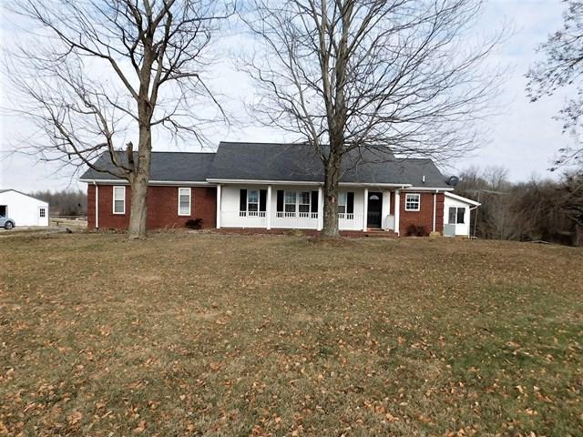 2254 Adair Rd, Lewisport, KY 42351 (MLS #72703) :: Farmer's House Real Estate, LLC