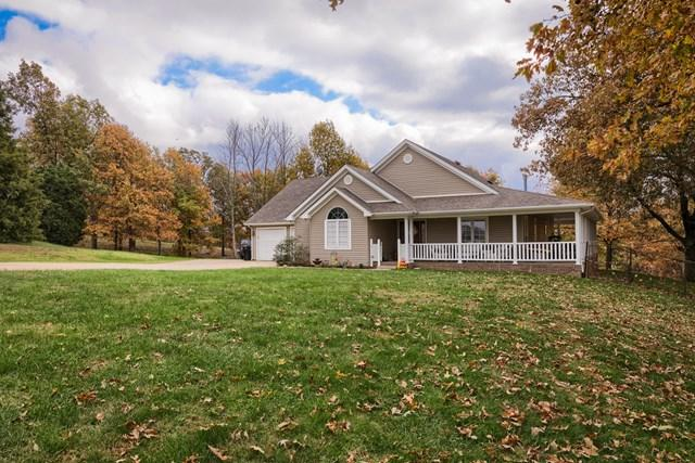 756 J W Bailey Rd, Calhoun, KY 42327 (MLS #72747) :: Farmer's House Real Estate, LLC