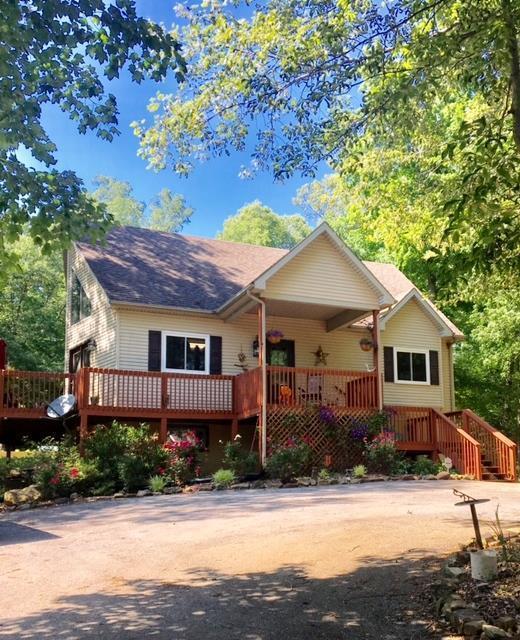 6071 Deserter Creek Rd, Whitesville, KY 42378 (MLS #74280) :: Farmer's House Real Estate, LLC
