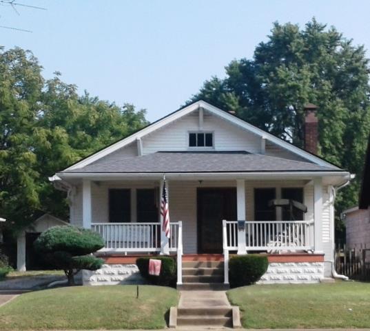 1229 West 12th Street, Owensboro, KY 42301 (MLS #74432) :: Farmer's House Real Estate, LLC