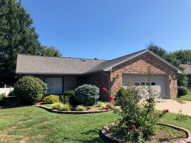 3609 War Admiral Drive, Owensboro, KY 42303 (MLS #74789) :: Farmer's House Real Estate, LLC
