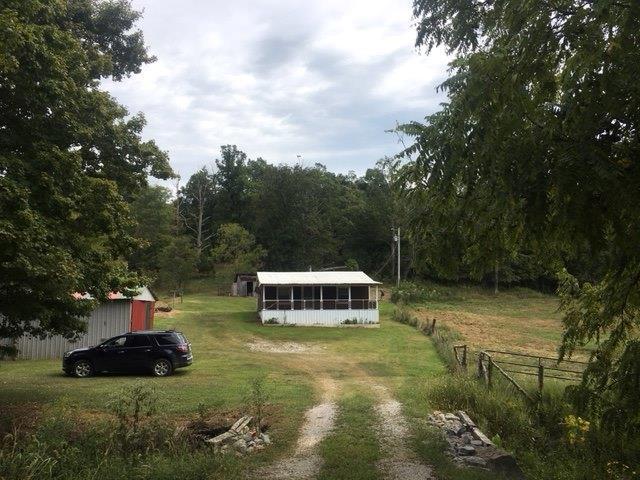 486 Dan Station Rd, Olaton, KY 42361 (MLS #75247) :: Farmer's House Real Estate, LLC