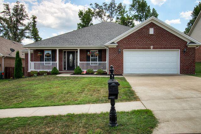 3134 Wood Valley Point, Owensboro, KY 42303 (MLS #76272) :: Kelly Anne Harris Team