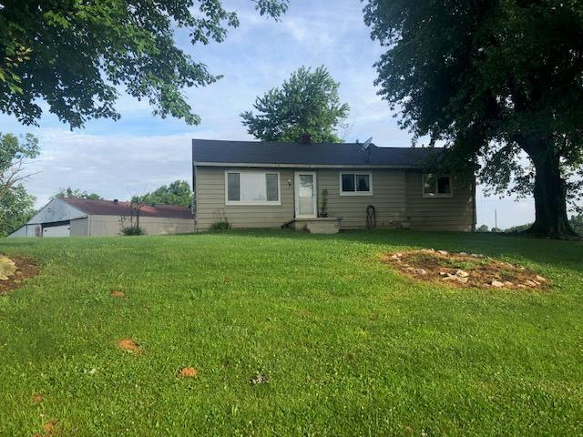 7731 Knottsville Mt. Zion, Philpot, KY 42366 (MLS #76671) :: Kelly Anne Harris Team