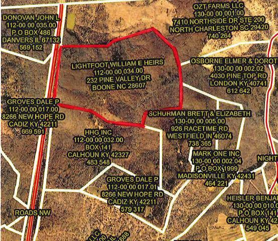 02 Pennyrile Parkway, other, KY 42217 (MLS #77411) :: The Harris Jarboe Group