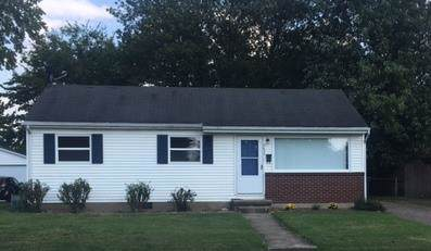 3633 Longfellow Drive, Owensboro, KY 42303 (MLS #77413) :: The Harris Jarboe Group