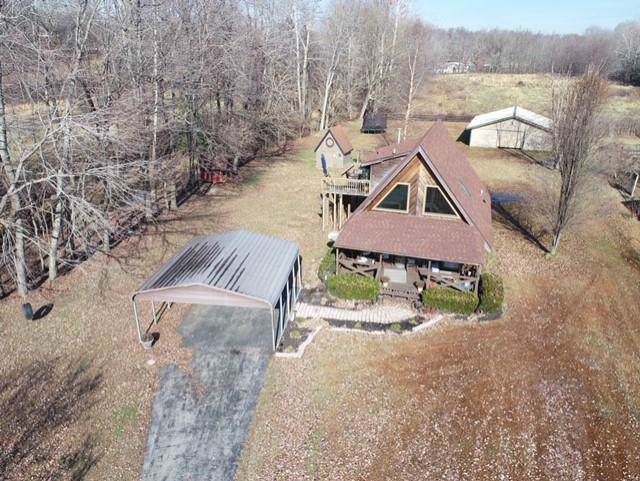 6307 Jack Hinton Rd, Philpot, KY 42366 (MLS #77949) :: Kelly Anne Harris Team