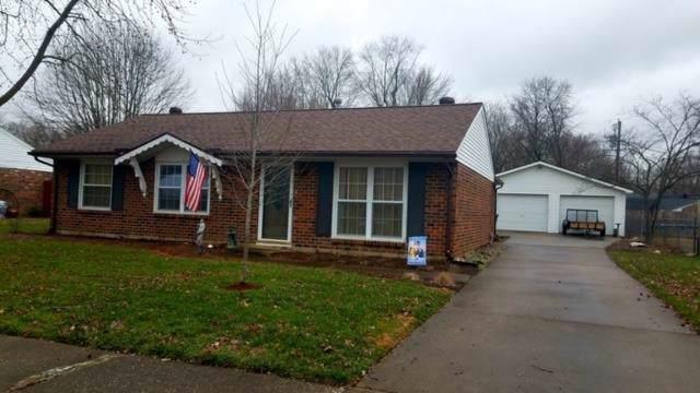 5436 Gerald Drive, Owensboro, KY 42301 (MLS #78167) :: The Harris Jarboe Group