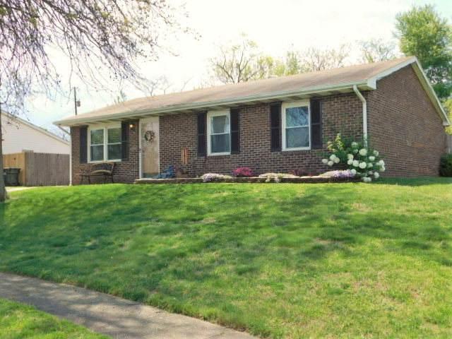 1442 Sutter Loop S, Owensboro, KY 42303 (MLS #78408) :: The Harris Jarboe Group
